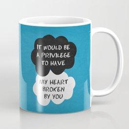 The Fault 08 Coffee Mug