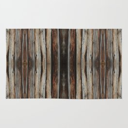 wood 2 Rug