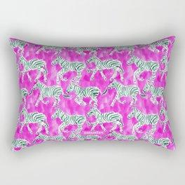 ZEBRA PLAY Rectangular Pillow