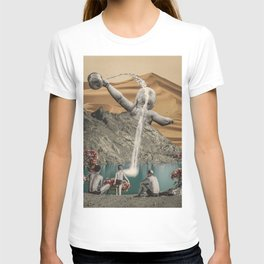 Source of water T-shirt