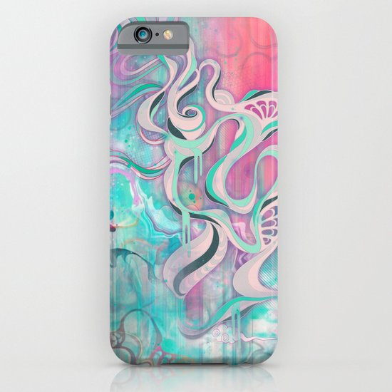 Tempest II (colour variant) iPhone & iPod Case