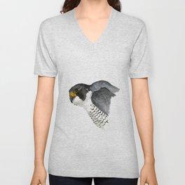 Peregrine Falcon Unisex V-Neck