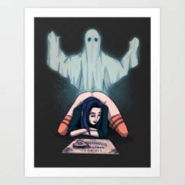 Spooky Season Art Print