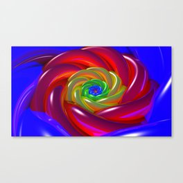 Turbonic Canvas Print
