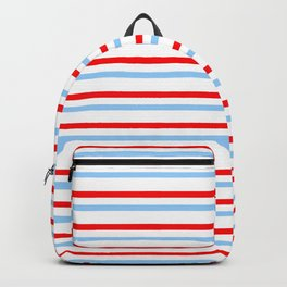 Mariniere and flag - Netherland Backpack