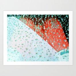 500wethorses Art Print