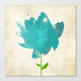 Blue Violet (mate) Canvas Print