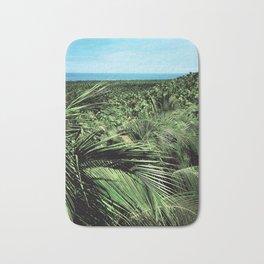 Nature palm design Bath Mat