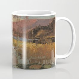 Tom Thomson - Spring in Algonquin Park - Canada, Canadian Oil Painting - Group of Seven Coffee Mug