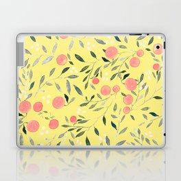 Peach Mania Laptop & iPad Skin
