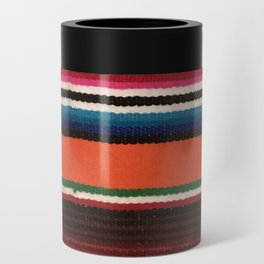 BEAUTIFUL MEXICAN SERAPE Can Cooler
