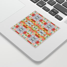 Summer Deco Tribal Sticker