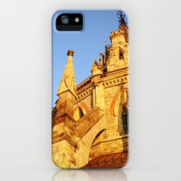 'PARLIAMENT LIBRARY' iPhone Case