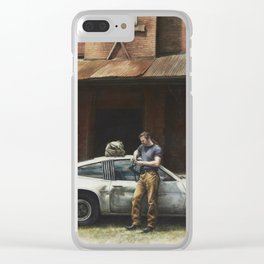 That Fleeting Moment Captured Clear iPhone Case