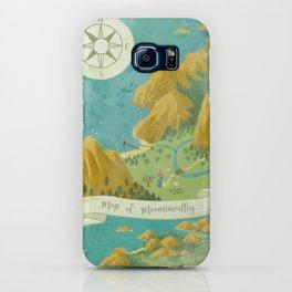 Moominvalley Map Interpretation (1/3) iPhone Case