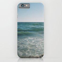 Summer Blues / Huntington Beach, California iPhone Case