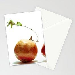 Pomegrantes Stationery Cards