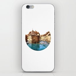 City Canal iPhone Skin