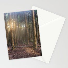 Polipoli's Enchanted Forest Stationery Cards