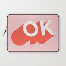 OK Laptop Sleeve