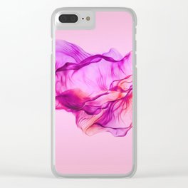 Satin Clear iPhone Case