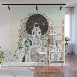 The Dreamer Wall Mural