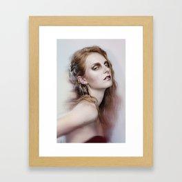 Fierce2 Framed Art Print