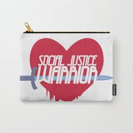 Social Justice Warrior Carry-All Pouch