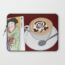 Tokyo Yumeji Cafe Laptop Sleeve