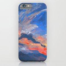 Cloudscape 2 Slim Case iPhone 6