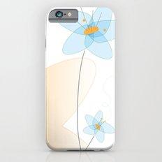 flowers 2-01-01 Slim Case iPhone 6s