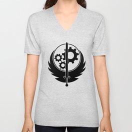 Brotherhood of Steel T-Shirt Fallout 4 Unisex V-Neck