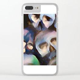 Veritas nunquam perit Clear iPhone Case