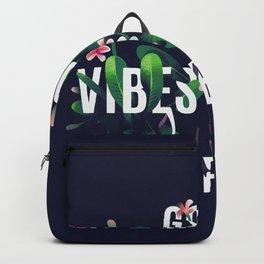 Good Vibes Pekee Backpack