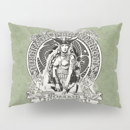 Boudicca: Original Nationalist Pillow Sham