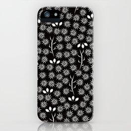 Hana005_kUrO iPhone Case