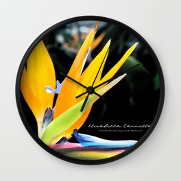SUMMER FEELING - Limited Edition Wall Clock