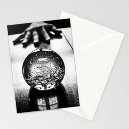 my own private universe Stationery Cards