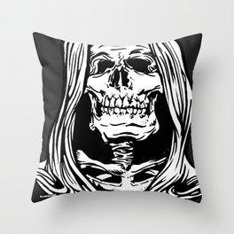 112 Throw Pillow