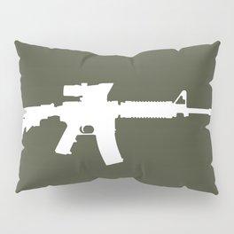 M4 Assault Rifle Pillow Sham