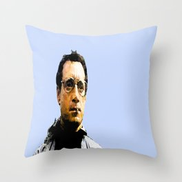 WE NEED A BIGGER BOAT, CHIEF BRODY, JAWS Throw Pillow