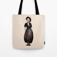 French Girl I Tote Bag