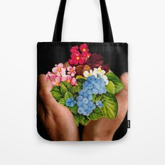Bountifull Tote Bag