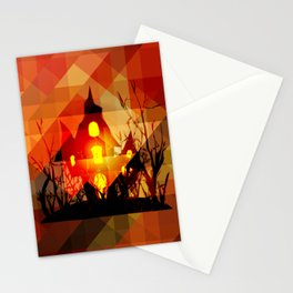 Hallow's light Stationery Cards