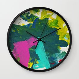 Sean's Art Wall Clock