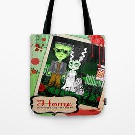 Frankien Family Tote Bag