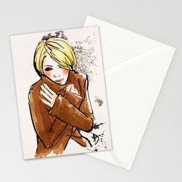 Its Cold... Stationery Cards