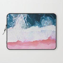 Aerial Coastal View Laptop Sleeve