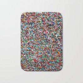 Pop of Color - Seattle Gum Wall Bath Mat