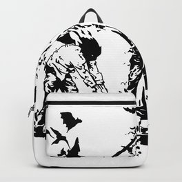 Famous also Fade Backpack